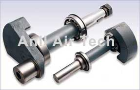 Air / Gas Compressor Crank Shafts Of Ingersoll Rand & Kirloskar